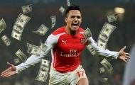 Nếu không vì tiền, Alexis Sanchez đã chẳng tới MU