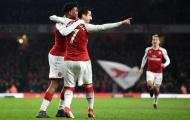 Mkhitaryan và thành tích có một không hai cho Arsenal