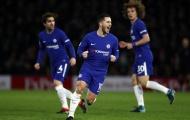 Chelsea lặp lại thảm bại sau hơn 22 năm