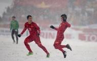 Đài truyền hình Nhật Bản phát phóng sự về đội tuyển U23 Việt Nam