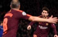 Barca giảm 1,2 bàn thắng trong 1 tháng gần đây