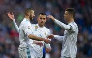 Nhường penalty cho Benzema giúp Ronaldo nâng tầm