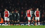 Những thống kê nổi bật khi Man City đè bẹp Arsenal