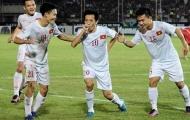 Tuyển Việt Nam cùng Thái Lan là hạt giống số 1 AFF Cup 2018