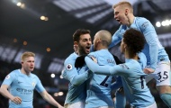 Kỷ lục khó tin của Man City về chuyền bóng trước Chelsea