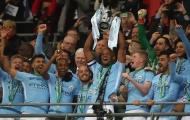 Những kịch bản vô địch của Man City