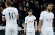 Ngày U40 Juventus knock-out các chàng trai trẻ Tottenham