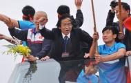 Ông Nguyễn Lân Trung 'ngại' nói về cơ hội trúng cử phó chủ tịch VFF