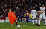 Courtois bẽ bàng, Hazard nhợt nhạt