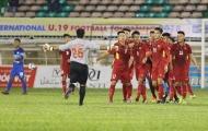U19 Việt Nam quá mạnh so với CLB Thái Lan