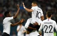 Kylian Mbappe: Thật dễ dàng khi chơi cạnh Anthony Martial