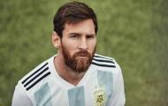 Messi hành động bất ngờ sau trận Argentina thua tan nát trước TBN