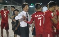 HLV Miura thắng dưới sự chứng kiến của HLV Park Hang-seo