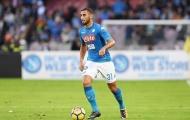 Thay Luke Shaw, M.U nhắm sao Napoli 26 triệu bảng