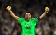 Cựu HLV Italy: 'Tầm vóc vĩ đại của Buffon là vĩnh cửu'
