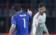 AC Milan hét giá Buffon đệ nhị, siêu cò Mino Raiola chào mời PSG và Real Madrid