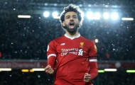 Mohamed Salah: Kim tự tháp của làng bóng đá