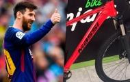 Hãng xe đạp nhận trái đắng khi kiện Lionel Messi