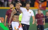 HLV Di Francesco đã thay đổi AS Roma như thế nào?