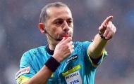 Công bố danh tính trọng tài bắt chính trận 'sinh tử' Real - Bayern