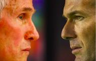 Heynckes và Zidane 'hâm nóng' trận Real Madrid-Bayern Munich?