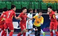 Đả bại Indonesia, tuyển nữ futsal VN lần đầu vào bán kết châu Á