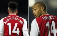 """""""Henry mới"""" sẽ là hy vọng mùa sau của Arsenal"""