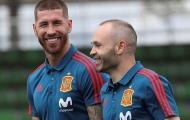Sergio Ramos: 'Chắc mồ hôi của tôi cũng khiến Firmino cảm lạnh'