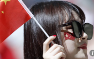 Gần 60% số fan nữ Trung Quốc mua vé tới Nga xem World Cup