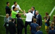 LĐBĐ Đức xin lỗi Thụy Điển sau hành động ăn mừng khiêu khích