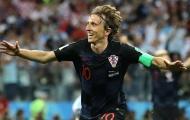 Vượt Ronaldo và Kane, Modric hay nhất vòng bảng World Cup 2018