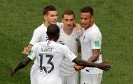 Không ăn mừng bàn thắng may mắn, Griezmann được CĐV Uruguay khen ngợi