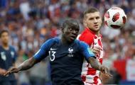 N'Golo Kante: Người hùng thầm lặng của đội tuyển Pháp