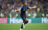 Mbappe dẫn đầu đội hình những 'sao mai' tỏa sáng tại World Cup 2018