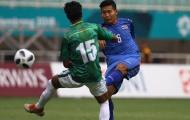 HLV Olympic Thái Lan tin đội nhà vượt qua được vòng bảng ASIAD 18