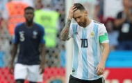 Argentina tập trung: Chia tay Messi, gọi lại Icardi