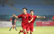 Hình ảnh đáng nhớ trong chiến thắng lịch sử của Olympic Việt Nam