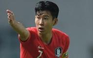 Với Son Heung-min, chung kết ASIAD 2018 là trận đấu của cả sự nghiệp