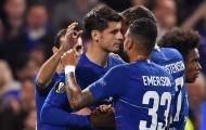 Ghi bàn quyết định chiến thắng, Morata vẫn bị CĐV Chelsea xỉa xói