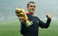 Antoine Griezmann: Quả bóng Vàng năm nay nên thuộc về người Pháp
