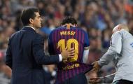 Sao Barca: Messi là không thể thay thế