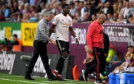 Pogba được hưởng lợi nhờ Mourinho ở Man United