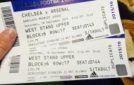 Bán vé xem bóng đá ở Anh khác Việt Nam như thế nào?