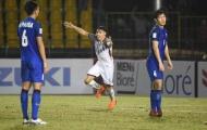 Đánh rơi chiến thắng ở Philippines, Thái Lan vẫn có nguy cơ bị loại ngay vòng bảng