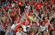Còn gần 4 nghìn vé bán online xem trận Việt Nam vs Philippines