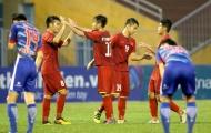 Việt Nam thắng đậm Gimhae CFC, vào chung kết U21 quốc tế 2018