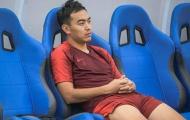 Thua đối thủ của ĐT Việt Nam, cầu thủ Trung Quốc đổ lỗi cho... trái bóng
