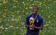 Pogba: 'Cúp vàng World Cup là dành cho người cha quá cố của tôi'