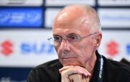 HLV Eriksson: 'Asian Cup là cơ hội cho bóng đá Philippines'