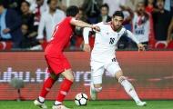 Tuyển Iran mất ngôi sao số 1 trong trận ra quân tại Asian Cup